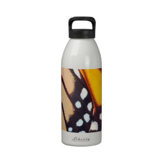 Monarch Butterfly Wing Reusable Water Bottles