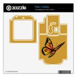 Monarch butterfly Zazzle Skin Skin For Palm Centro