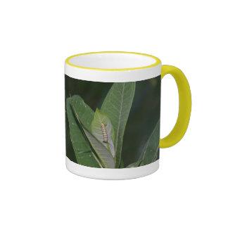 Monarch Caterpillar mug