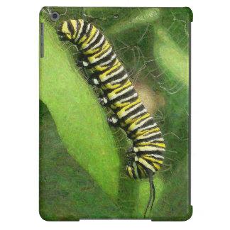 Monarch Caterpillar - Sunset Relaxing Case For iPad Air