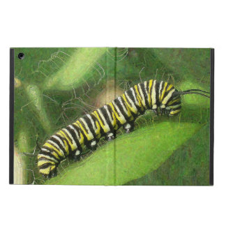 Monarch Caterpillar - Sunset Relaxing Cover For iPad Air