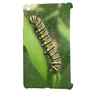 Monarch Caterpillar - Sunset Relaxing Cover For The iPad Mini