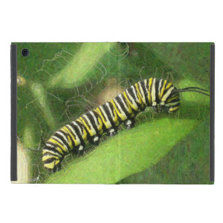 Monarch Caterpillar - Sunset Relaxing iPad Mini Cover