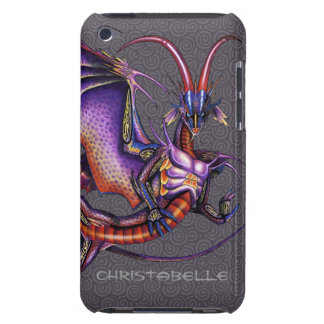 Monarch Dragon iPod Touch Barely There Case