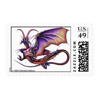 Monarch Dragon Postage