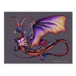 Monarch Dragon Postcard
