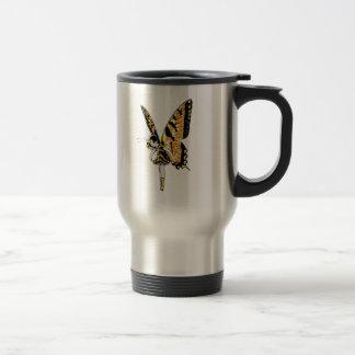 Monarch Fairy 15 Oz Stainless Steel Travel Mug
