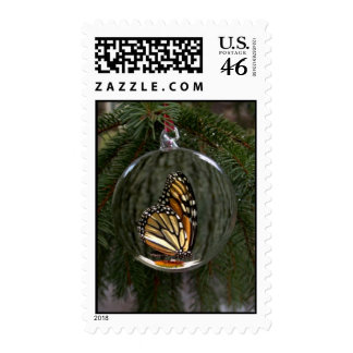 Monarch Holiday Postage