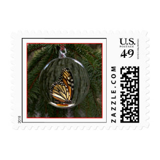 Monarch Holiday Postage - Small