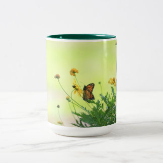 Monarch In the Spring Mug