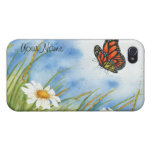 Monarch iPhone 4 Case iPhone 4/4S Case