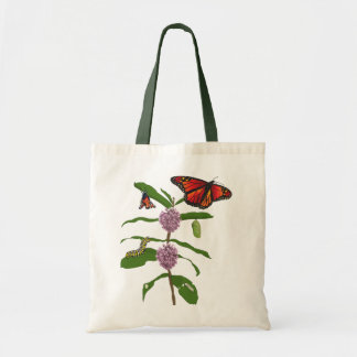 Monarch Metamorphosis Bag