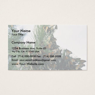 Monarch Migration Business Card
