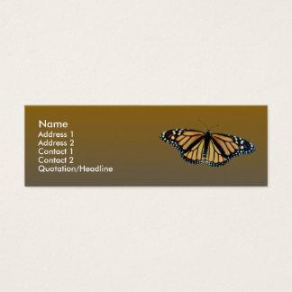 Monarch Mini Business Card