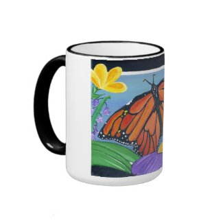 Monarch Mug mug