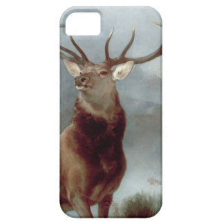 Monarch of the Glen, 1851 iPhone 5 Covers