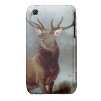Monarch of the Glen, 1851 Case-Mate iPhone 3 Case