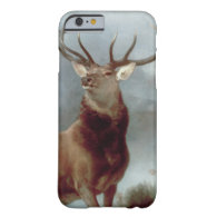 Monarch of the Glen, 1851 iPhone 6 Case