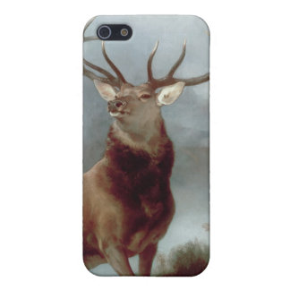 Monarch of the Glen, 1851 iPhone 5 Case