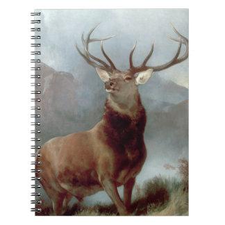 Monarch of the Glen, 1851 Notebook
