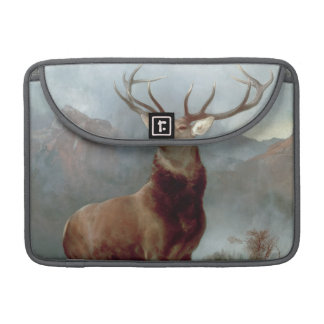 Monarch of the Glen, 1851 Sleeve For MacBook Pro