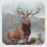 Monarch of the Glen, 1851 Stickers