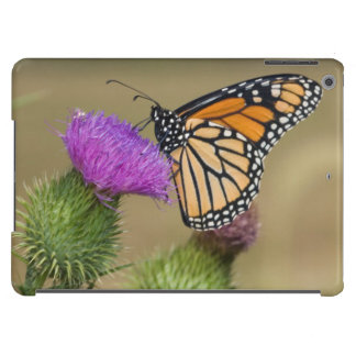 Monarch on pasture Thistle Prairie Ridge iPad Air Cases
