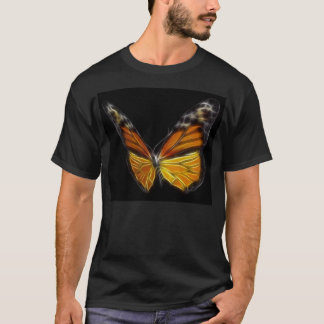 Monarch Orange Butterfly Flying Insect T-Shirt