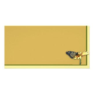 Monarch Photo Card