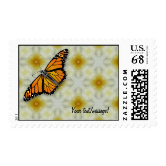 Monarch Postage/Post Stamp (61 cent)