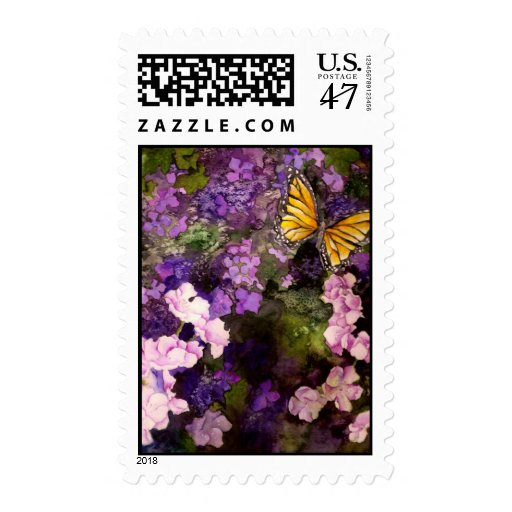 Monarch Postage Stamps
