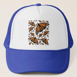 Monarch Rain Trucker Hat