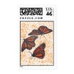 Monarch Trio Stamp