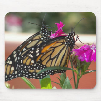 Monarch Twins #1-mousepad Mouse Pad