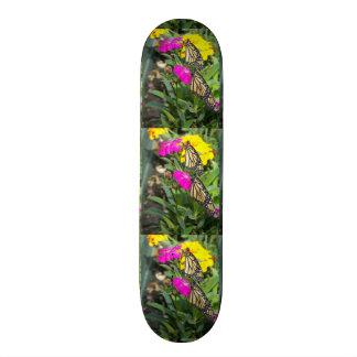 Monarch Twins #2-skateboard Custom Skate Board