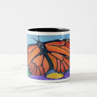 Monarch Two-Tone Coffee Mug