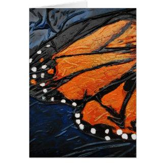 Monarcha Greeting Card
