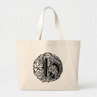 "Monarchia Letter ""H"" Bags"