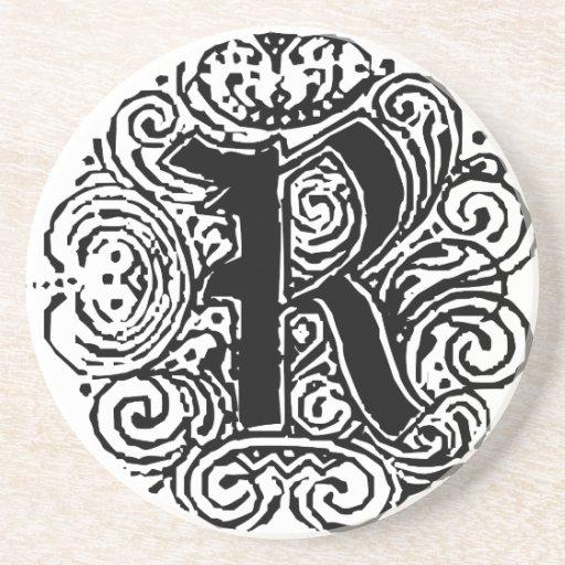 """Monarchia """"R"""" Drink Coasters"""