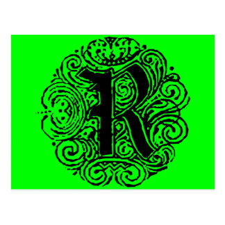 "Monarchia ""R"" Postcards"