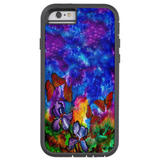 Monarchs at Sunset iPhone 6/6s Case