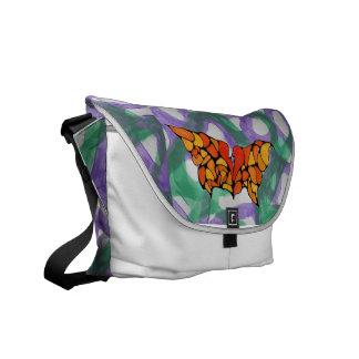 Monarch's Broken Heart Bag