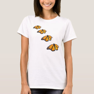 Monarchs Flying T Shirt