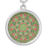 Monarda Medicinal Mandala Charm Jewelry