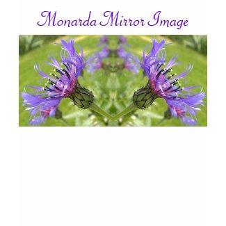 Monarda Mirror Image shirt