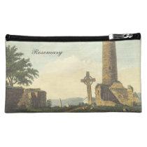 Monasterboice Church Tower Co Louth Ireland 1833 Cosmetic Bag at  Zazzle