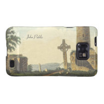 Monasterboice Church Tower Co Louth Ireland 1833 Galaxy SII  Covers at Zazzle
