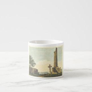 Monasterboice Church Tower Co Louth Ireland 1833 Espresso Cup