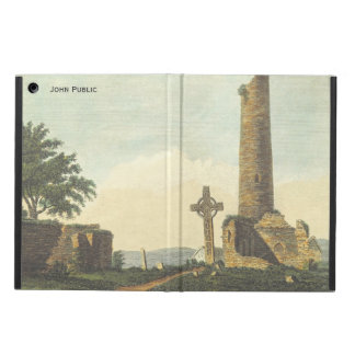 Monasterboice Church Tower Co Louth Ireland 1833 iPad Air Case