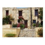 Monasterio Creta Grecia de Preveli Postales